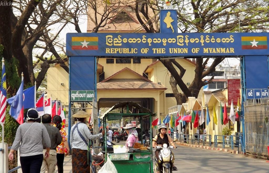 Confine Thailandia-Myanmar: momento di bilanci.