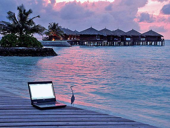 workation, nomadi digitali